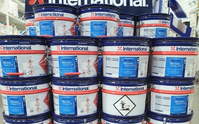 We have a fantastic July 2020 in store special on International Micron Extra 2, 10L black pails! Possibly the best price in Australia. We can beat any written quote so drop in and grab a bargain! Micron Extra 2 is International Paints Flagship antifouling paint, it has been around for years with proven performance, plus we have so many 10L pails to clear, so please drop in store and grab a deal!