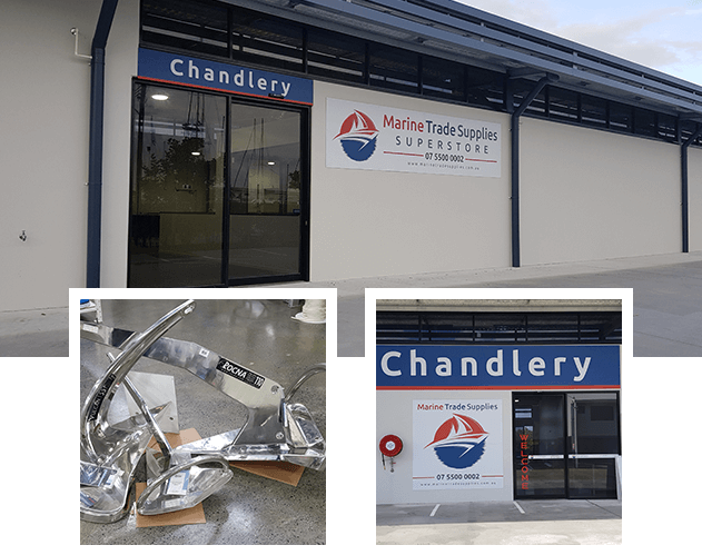 Marine Trade Supplies | Specialists in ships chandlery and