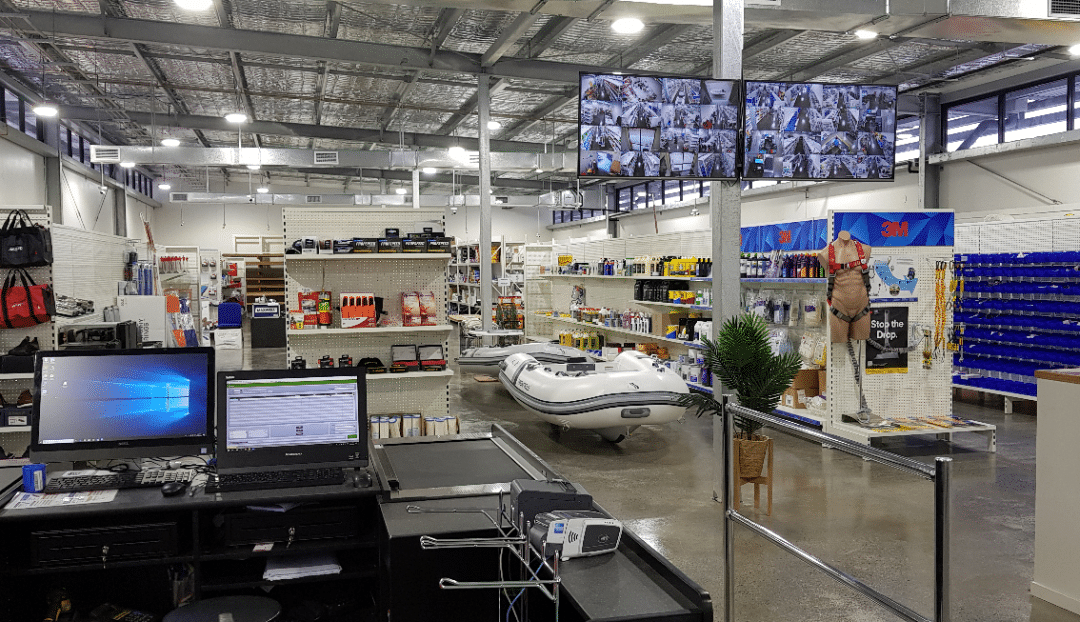 Brand New Marine Superstore Now Open for Business!